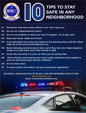 Image for 10 Tips to Stay Safe in Any Neighborhood