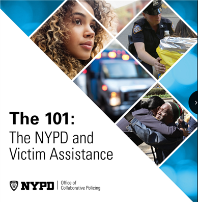 Image for The 101: The NYPD and Victim Assistance