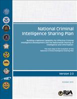 Image for National Criminal Intelligence Sharing Plan – Version 2.0