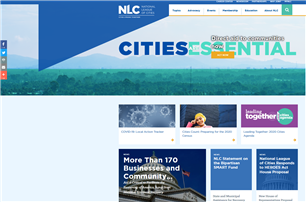 Image for National League of Cities (NLC)