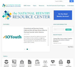 Image for National Reentry Resource Center