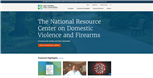 Image for The National Resource Center on Domestic Violence and Firearms