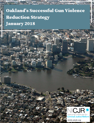 Image for Oakland's Successful Gun Violence Reduction Strategy
