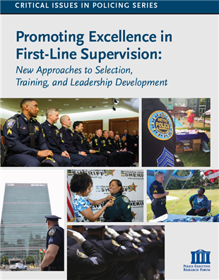 Image for Promoting Excellence in First-Line Supervision: New Approaches to Selection, Training, and Leadership Development