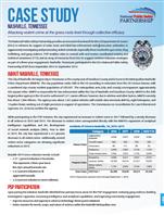 Nashville case study cover page