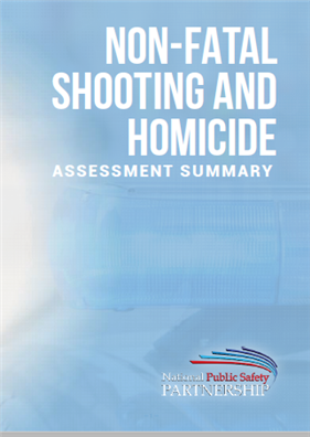 PSP Nonfatal Shooting and Homicide Assessment Summary Report cover page