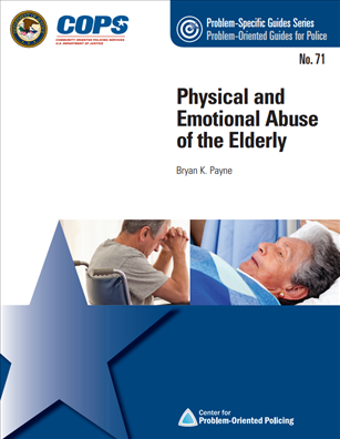 Image for Physical and Emotional Abuse of the Elderly