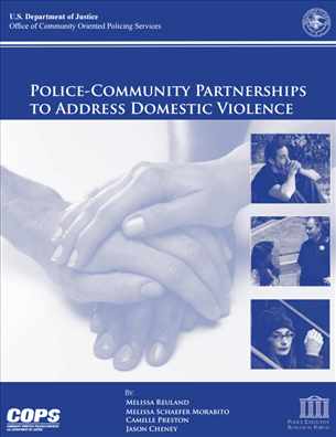 Image for Police-Community Partnerships to Address Domestic Violence