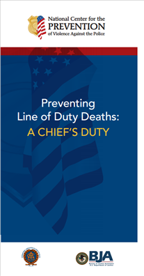Image for Preventing Line of Duty Deaths: A Chief's Duty