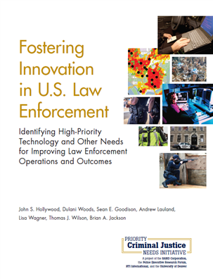 Image for Fostering Innovation in U.S. Law Enforcement