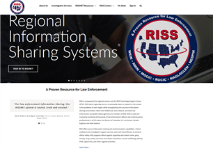 Image for Regional Information Sharing Systems (RISS)