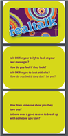 Image for Real Talk - Conversation Cards for Educating Teens on Healthy Relationships