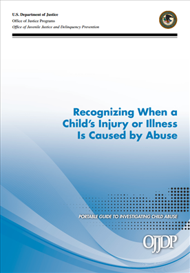 Image for Recognizing When a Child's Injury or Illness Is Caused by Abuse