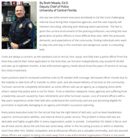 Image for Recruiting, Selecting, and Retaining Law Enforcement Officers