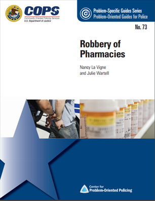 Image for Robbery of Pharmacies