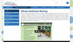 Image for Offender Notification Meeting Webinar