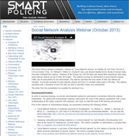 Image for Social Network Analysis Webinar