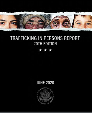 Image for Trafficking in Persons Report, 20th Edition