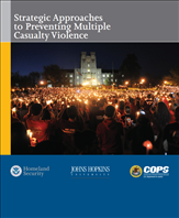 Image for Strategic Approaches to Preventing Multiple Casualty Violence: Report on the National Summit on Multiple Casualty Shootings