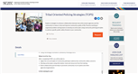 Image for Tribal Oriented Policing Strategies (TOPS) – Classroom Training