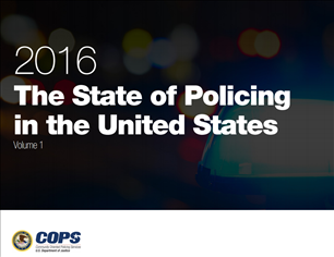 Image for The State of Policing in the United States