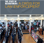 Image for The State of Recruitment: A Crisis for Law Enforcement