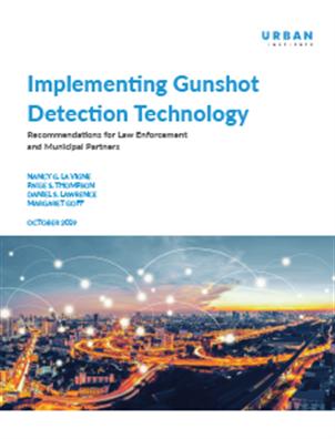 Image for Implementing Gunshot Detection Technology