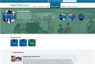Image for VALOR Spotlight on Safety: Physical Health Campaign