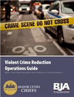 Image for Violent Crime Reduction Operations Guide
