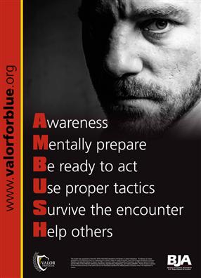 Image for Ambush Poster 24x36